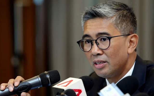 Menteri kewangan sahkan hutang negara RM1.2 trilion seperti diumum k'jaan PH