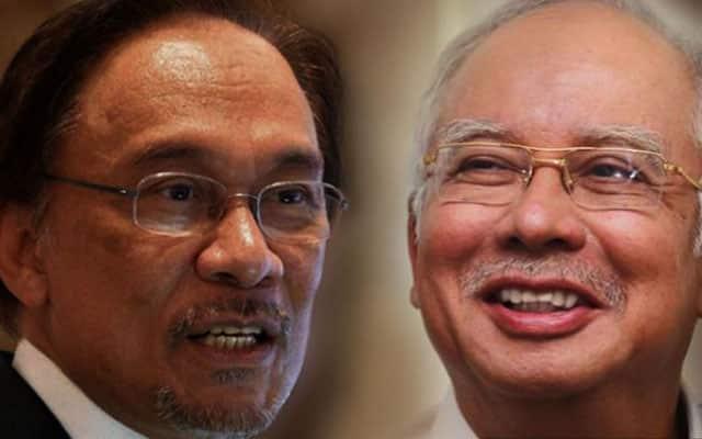 Blogger dakwa Najib setuju Anwar jadi PM jika….