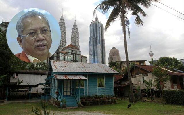 Penduduk Kg Bharu kecewa ditipu Perikatan Nasional