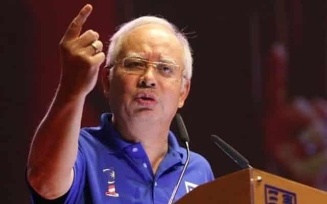 Jika Dun Johor bubar maka parlimen pun akan bubar, dakwa Najib