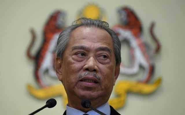 KM Sabah : Muhyiddin berdepan risiko hilang sokongan MP Umno