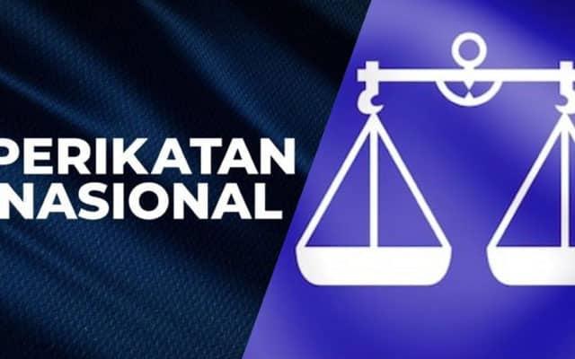 PRN Sabah BN PN berebut calon KM, PRU15 berebut calon PM pula