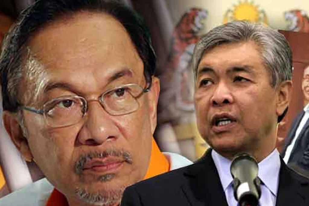 Umno tunggu perkembangan pertemuan Anwar dengan YDP Agong