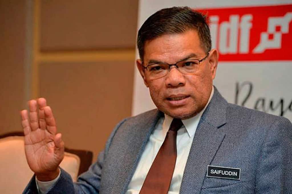 Teliti dahulu intipati Belanjawan baru sokong, tanda hayati titah Agong – Saifuddin