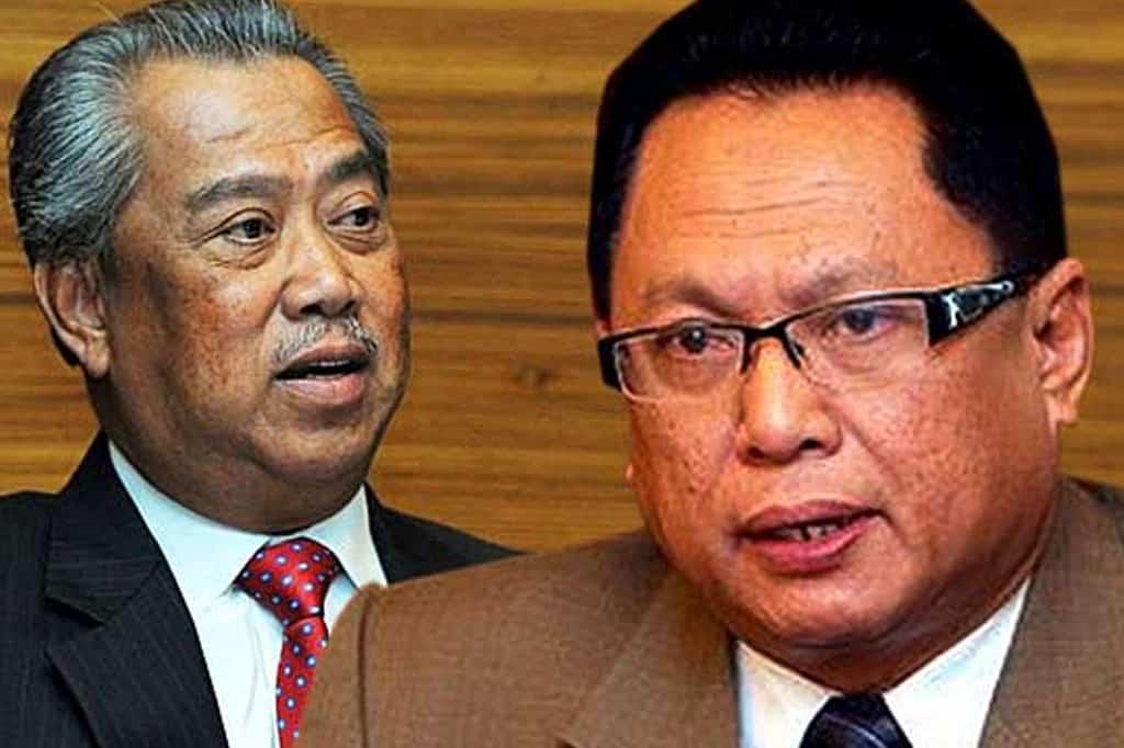 Panas !!! Pemimpin Umno gesa Muhyiddin letak jawatan, Bersatu Muar lapor polis