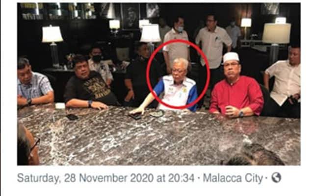 Ismail Sabri dikecam pelbagai pihak kerana 'kantoi' gagal patuhi SOP