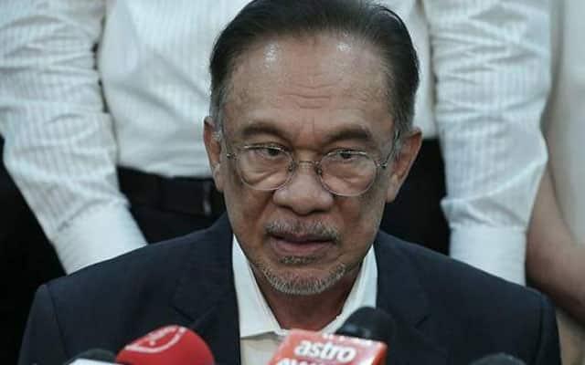 Belanjawan : Anwar dakwa pembangkang telah menang
