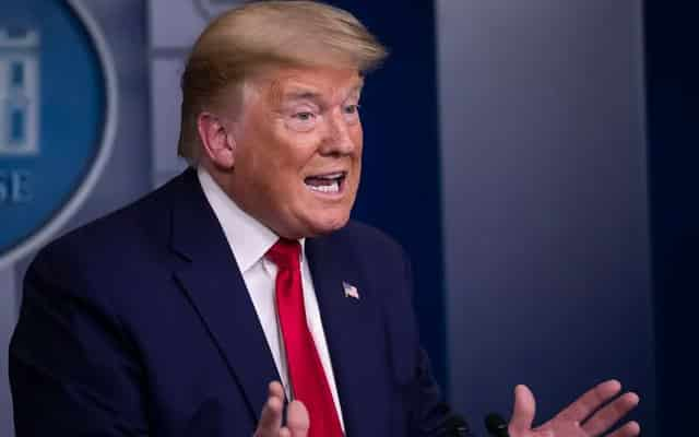 Menjelang pelantikan Biden, Trump umum darurat