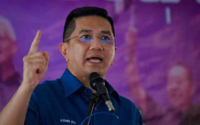 Gempar !!! Azmin intai peluang bertanding di Parlimen Batu Pahat?
