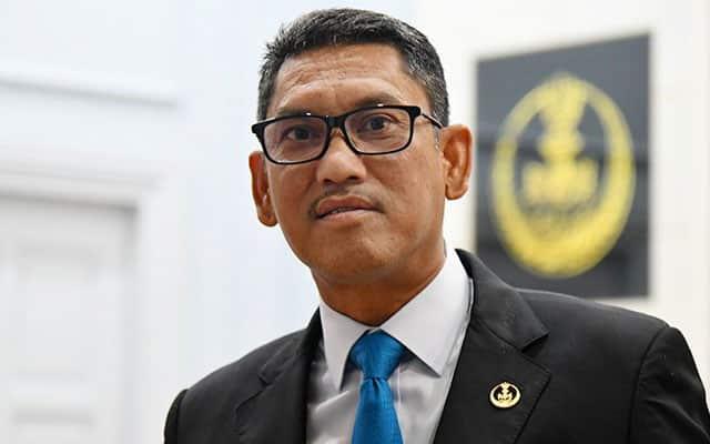 Kakitangan pejabat MB Perak didapati positif Covid-19