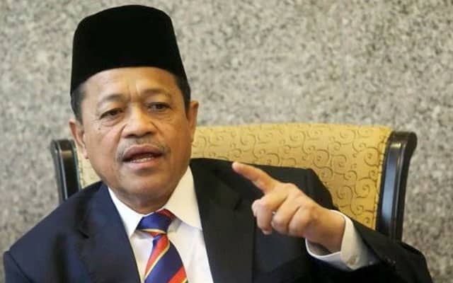 Tolak belanjawan, Najib pengkhianat – Shahidan