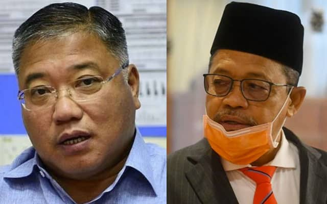 Gempar !!! MP Umno pertahan MP Bintulu isu 'DG Hisham takut mati'