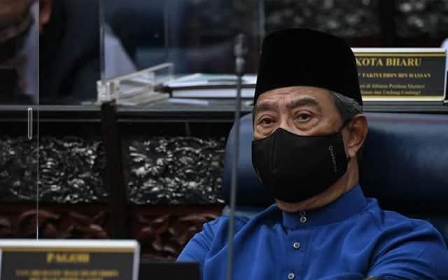 Gempar !!! Cubaan kedua Muhyiddin untuk umum darurat?