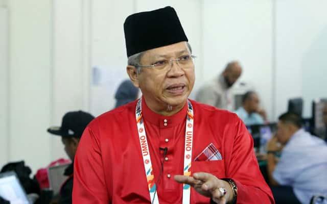 Panas !!! Annuar Musa londeh dalam kain Umno, wujud 'penulis naratif' halalkan perbuatan pemimpin