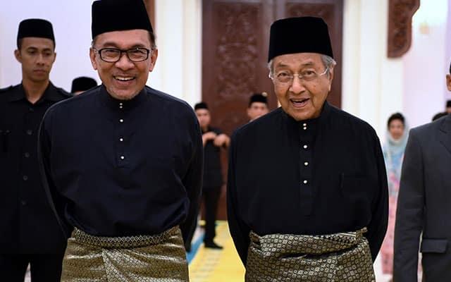 Anwar tiada masalah jemput Tun M, perlu patuh prinsip PH