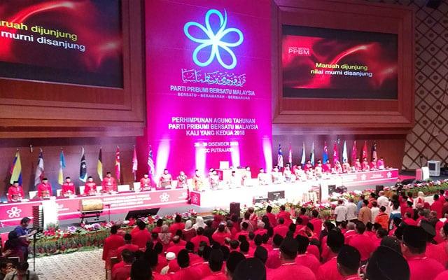 PPBM sedia lawan UMNO pada PRU15
