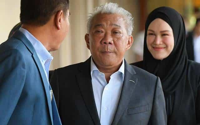 Kes rasuah Bung Mokhtar, Hakim kecewa terpaksa tangguh perbicaraan