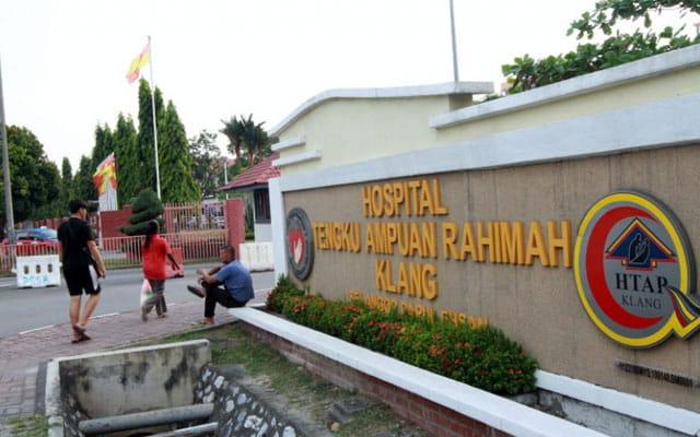 Gempar !!! Covid-19 meletus di Hospital Klang, kakitangan dan pesakit dijangkiti