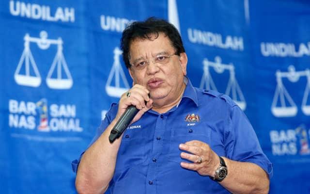Terkini!! Ahli parlimen Putrajaya bersalah terima rasuah RM 2 juta