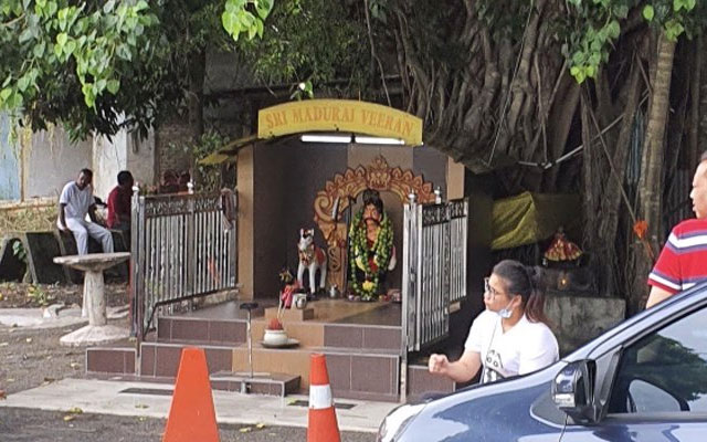 GEMPAR   Kira-kira 500 kuil berdepan risiko dirobohkan di Kedah