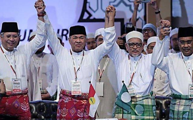 Umno sekarang nak berkawan dengan siapa selepas Pas jumpa kawan baru?