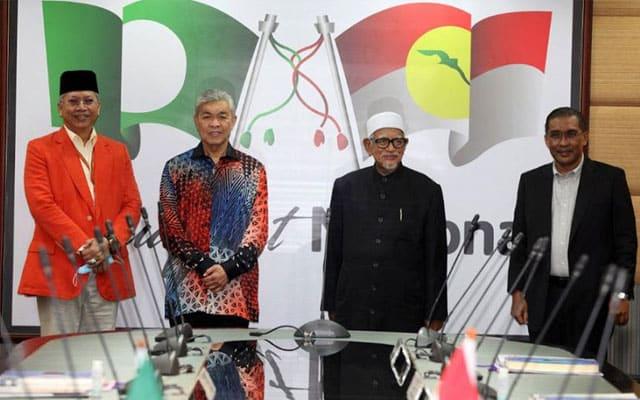 Umno mulai rasa Pas mainkan mereka