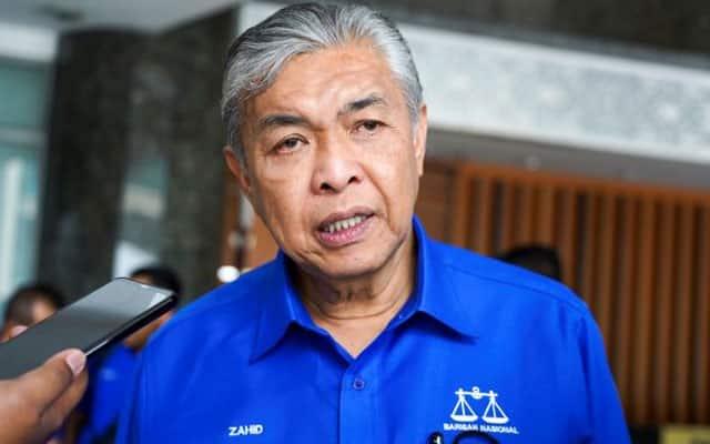Hala tuju Zahid tidak jelas, tidak tegas – Umno Paya Besar