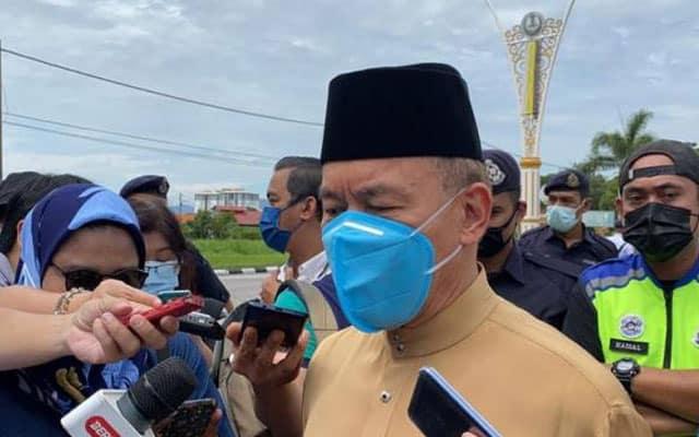 Terkini !!! Belum ada calon miliki majoriti mudah untuk jadi MB Perak