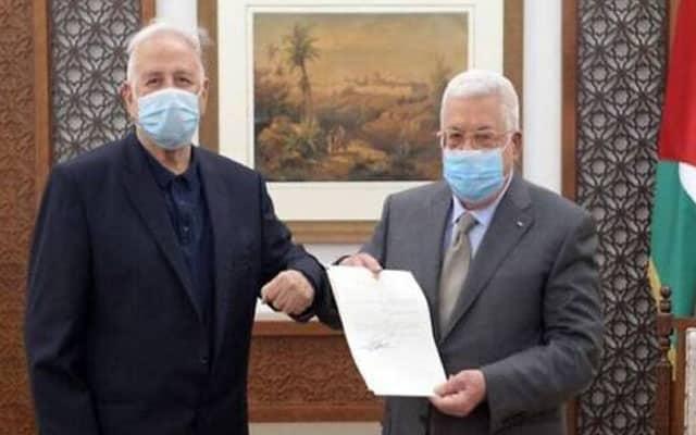 Mahmoud Abbas umum pilihanraya Presiden dan parlimem Palestin