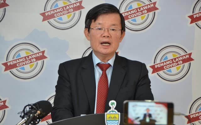 PKP : Pulau Pinang sudah bincang pakej bantuan kepada rakyat, bakal diumum