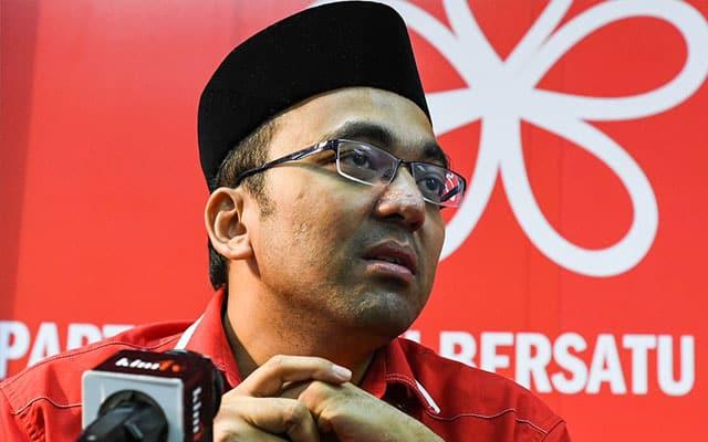 Bersatu hormat pendirian Umno mahu putus hubungan – Naib Presiden Bersatu