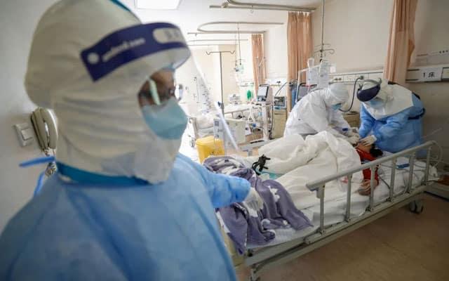 Seram !!! Wanita 85 tahun diisytihar mati akibat Covid-19 kembali 'ketuk pintu' rumah
