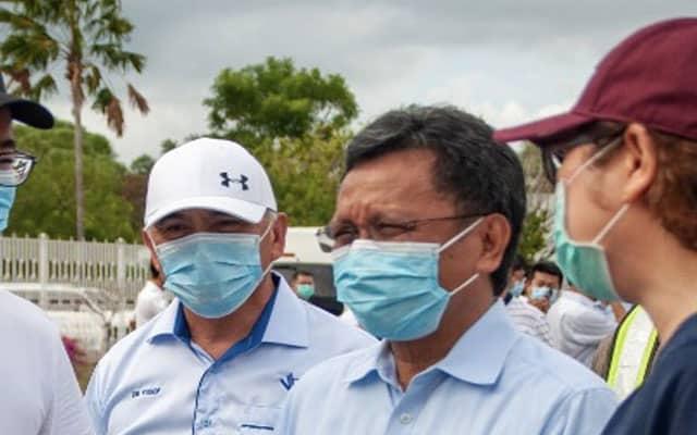 Shafie sahkan Warisan hantar surat rayu batal darurat kepada Agong