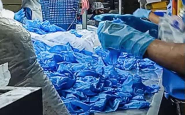 Gempar !!! TV Kanada tunjuk bukti video keadaan 'teruk' kilang Top Glove di Malaysia