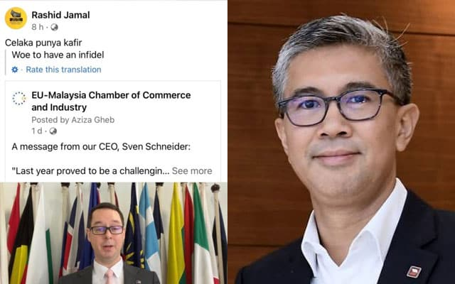 Kerana bagi komen di media sosial Menteri Kewangan, CEO ini 'diserang' cybertrooper