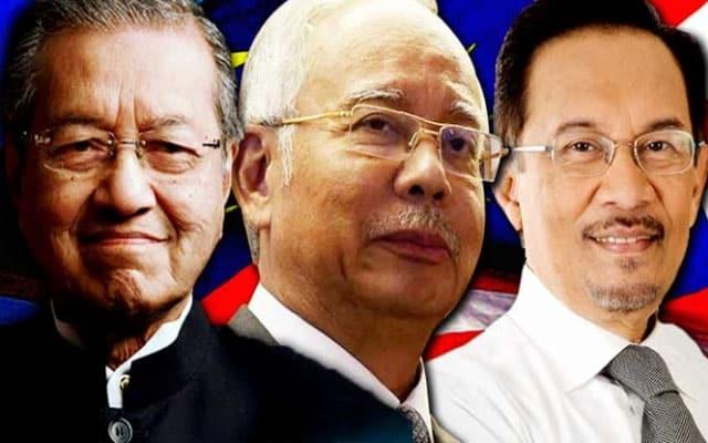 Jika Mahathir dan Anwar pernah bekerjasama, Umno pun boleh – Najib
