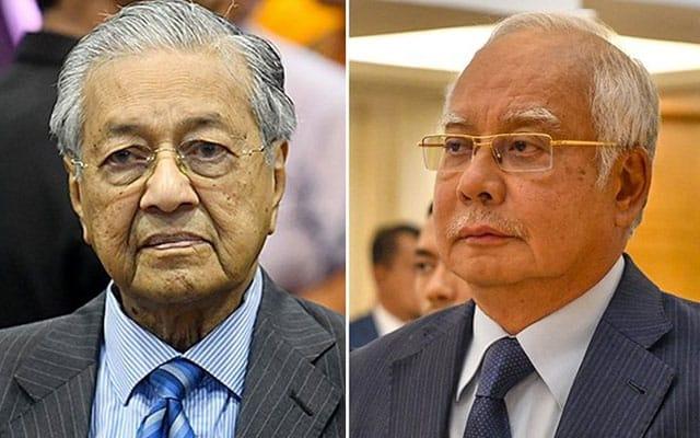 Panas !!! Mahathir mintak Najib fokus saman Tommy Thomas isu Altantuya