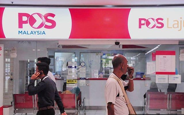 Pos Malaysia catat kerugian bersih RM232.3 juta suku keempat 2020