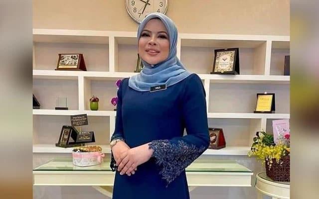 Benarkah Rina dah berkahwin dengan ahli parlimen pembangkang?,Soal blogger