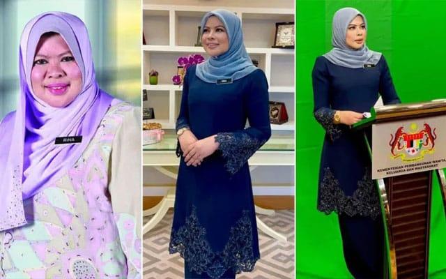Lama menghilang, tiba-tiba Rina Harun tampil berbadan langsing mengejutkan netizen
