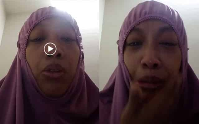Tular video suri rumah menangis hospital minta RM5000 rawat suami kena Covid-19